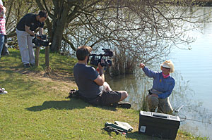 saturday farm itv lechlade and bushyleaze trout fishery fly fishing trout brown rainbow