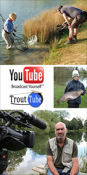 tim small fishing videos fly fishing itv saturday farm